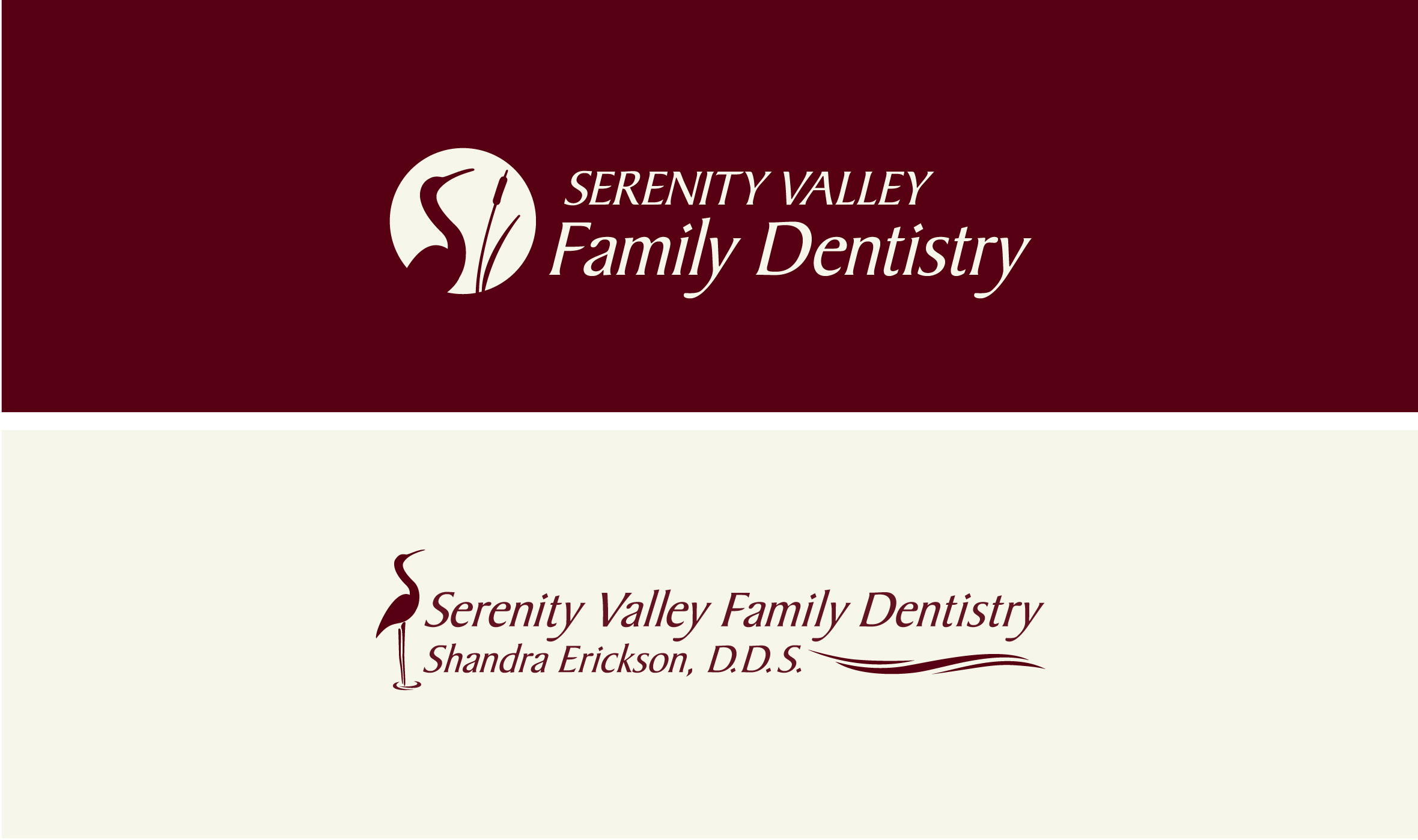 Serenity Valley Dentistry Logo